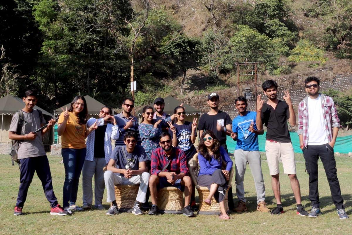 A Trip to Rishikesh   Indibni