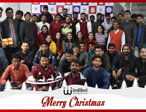 CHRISTMAS CELEBRATION AT INDIBNI