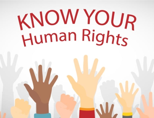 KNOW YOUR HUMAN RIGHTS!!!
